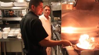 TGT Chefs at work