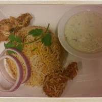 Dozen Spices Chicken Biryani