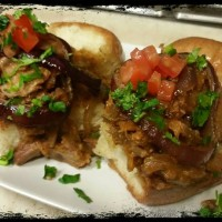 Hot Mess Lamb Sliders