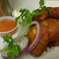 Amritsari Fish & Chips