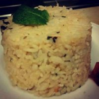Pineapple Habanero Rice