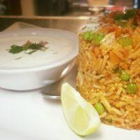 Spicy Harissa Fried Rice